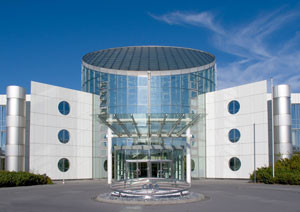 GEA Group headquaters in Germany